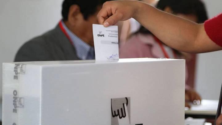 Photo of Elecciones  Congresales Extraordinarias