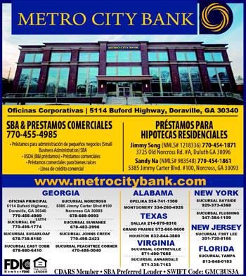 Metro City Bank