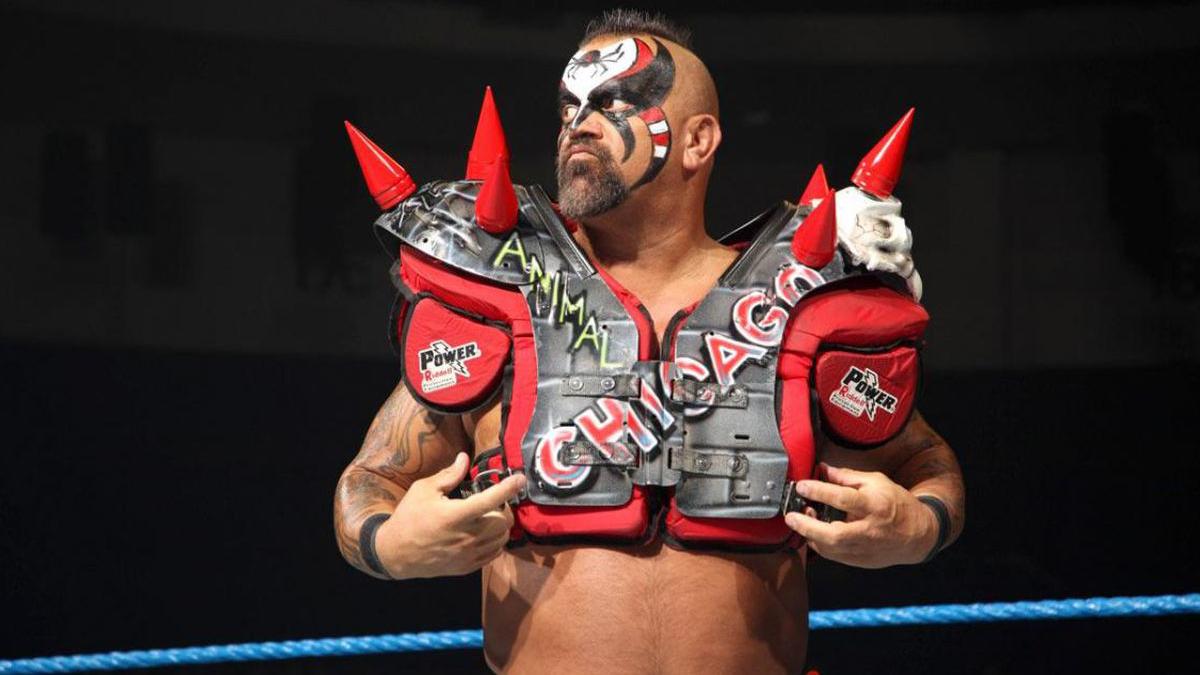 Muere Road Warrior Animal, leyenda de la WWE, a los 60 años - La Visión
