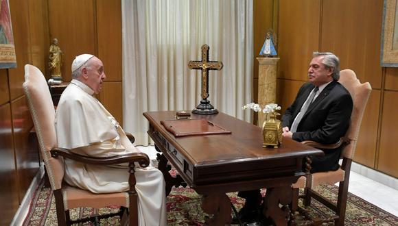 Vatican Media (Reuters)