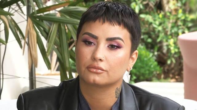 Demi Lovato revela lo que le impedía adoptar su identidad no binaria en el pasado - La Visión