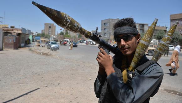 Hoshang Hashimi (AFP)